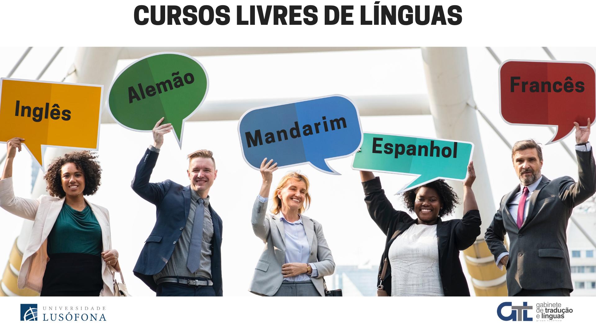 Cursos Livres de Línguas