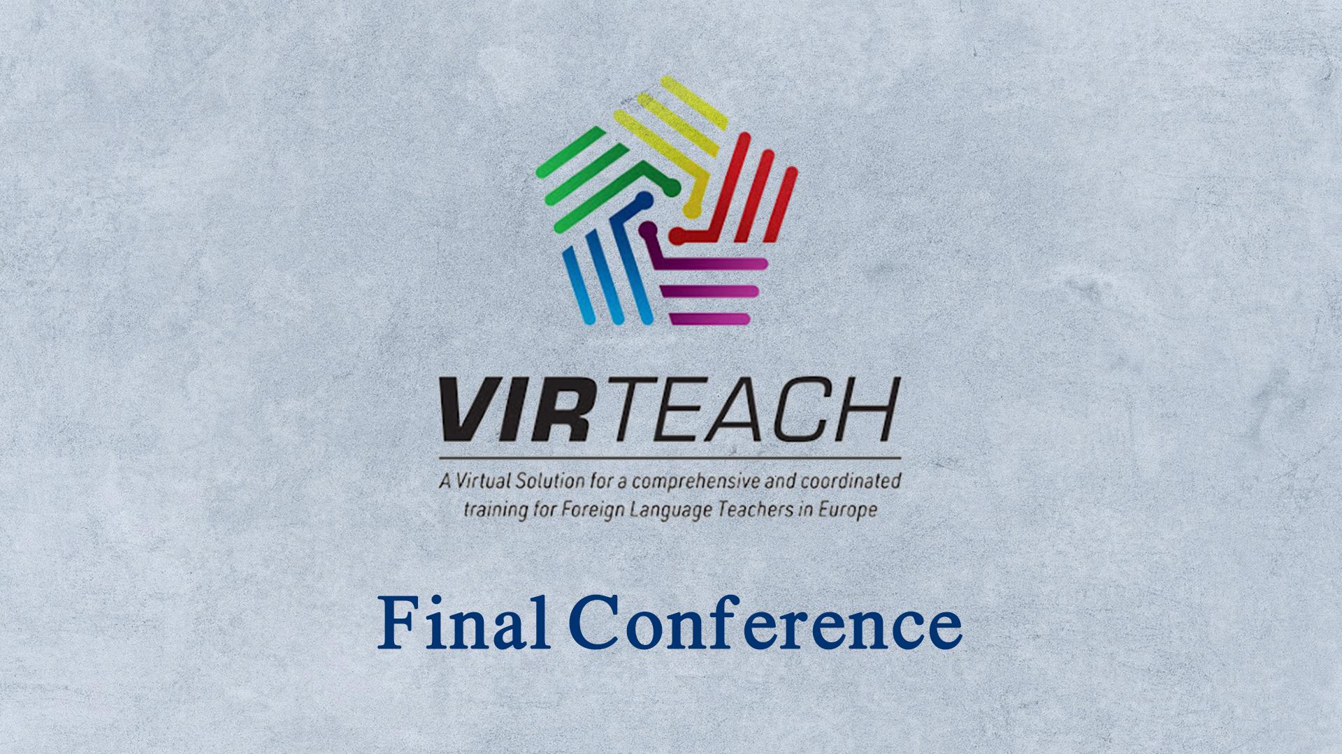 VIR_TEACH Final Conference